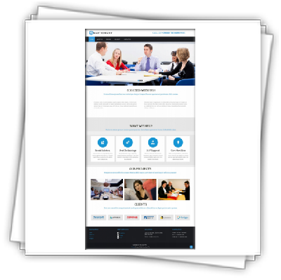 Templates HTML5 - Smart Consulting/